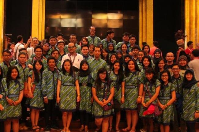 2nd Bali International Choir Festival